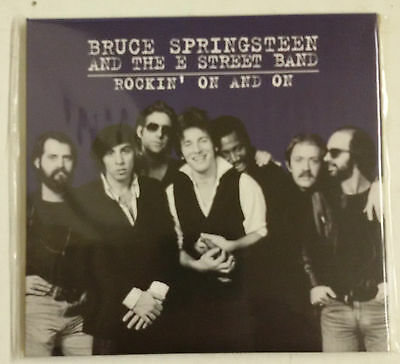 Bruce Springsteen & The E Street Band Rockin' On and On Madison, WI 1978 2CD