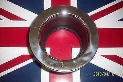 Wastemaid/Wasteking/Commander Replacement Polished Chrome Flange quantity1