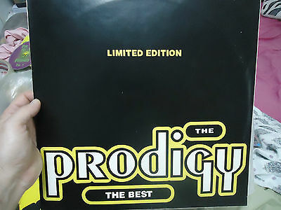 The Prodigy Best Of Vol 1 Brazil Extremely Rare Record Vinyl Album