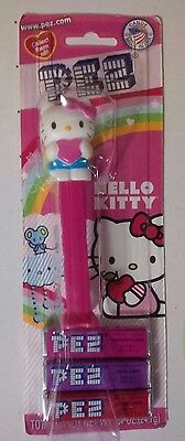Hello Kitty Pez Dispenser and Candy  (New)