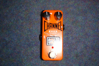 Zvex Channel 2 Clean Boost/Overdrive Pedal