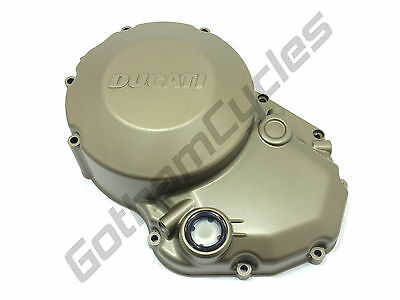 Ducati Performance Corse Magnesium Gold Engine Motor Wet Clutch Right Side Cover