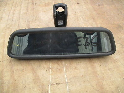 Bmw E36 3 Series Rear View Interior Glass From 1996 Year Car