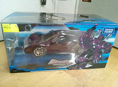 Transformers Takara, Alternity, A-04 Mitsuoka Orochi Skywarp, Witch Purple Pearl