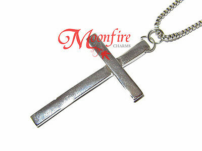Buffy The Vampire Slayer Cross Pendant Replica Necklace Buffy Angel Gift Present