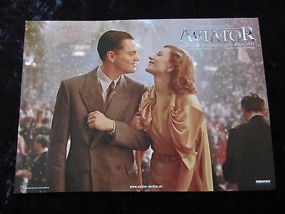 The Aviator lobby cards/stills - Leonardo Dicaprio, Cate Blanchett, Jude Law