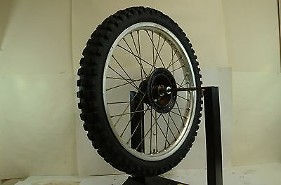 """Honda XR200R Front Wheel and Tire 21"""" 1983"""