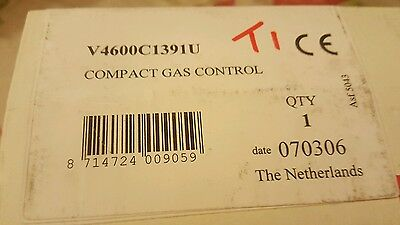 HONEYWELL V4600C1391U GAS VALVE  1st class delivery!!