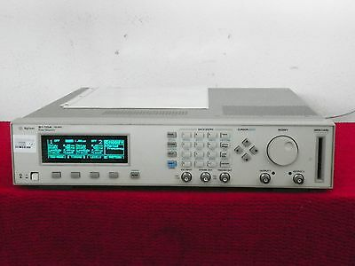 HP 8110A 150 MHz Pulse Generator w/ two 81103A Module