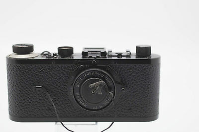 Rare : Leica 0 series original Anastigmat 50mm 3.5 working replica by Leica O