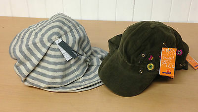 Job Lot 10 Older Girls/Teens Hats/Berets/Caps by MEXX & MAYORAL - NEW WITH TAGS