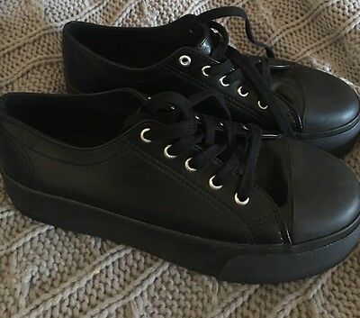 Sportsgirl Black Shoes Sz 7