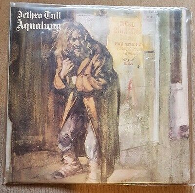 "JETHRO TULL - Aqualung~12"" Vinyl L.P. *GATEFOLD* *1st Press*"
