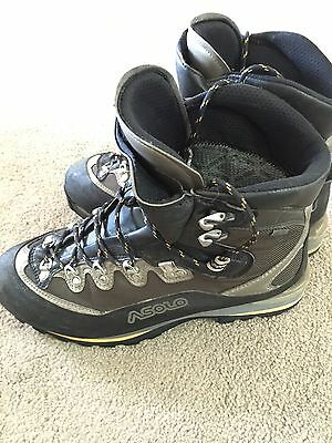Asolo Crampon Mountaineering Boots