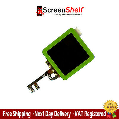 For iPod Nano 6th Generation 6 Gen LCD Display Touch Screen Digitizer Green