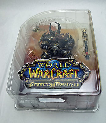 DC Unlimited world of warcraft Thargas Anvilmar Figure
