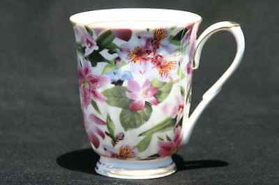 Lilly  Birthday China Mug Cup Royal Devonshire  REG POST