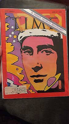 Time Magazine June 27, 1969 Prince Charles - Good Condition!