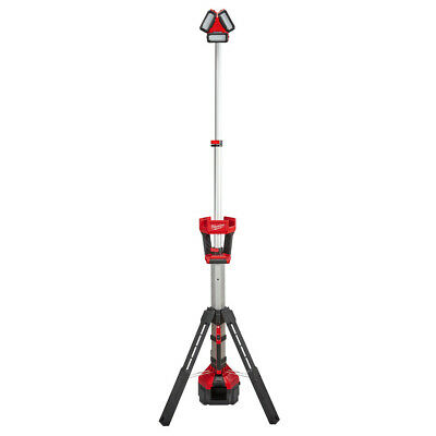 Milwaukee M18 ROCKET Cordless Lithium-Ion LED Tower Light/Charger 2135-20 new
