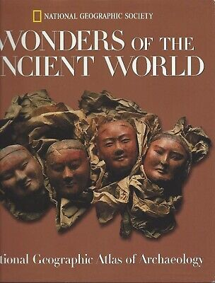 Wonders of the Ancient World by National Geographic (1994 Hardback)