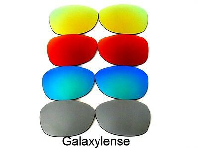 Galaxie Remplacement pour Ray Ban Rb2132 Wayfarer Gray green red gold 52mm 17db65ce3cae