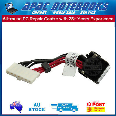 DC Power Input Jack with Cable For Dell Alienware 14 R1 R2 R3 R4 5D8TK