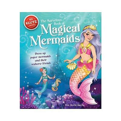 The Marvelous Book of Magical Mermaids by Eva Steele-Staccio (Mixed media...