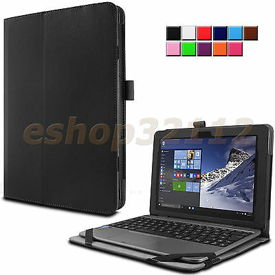 "ASUS Transformer Book T101HA 10.1"" 2 In 1 Touchscreen Laptop Folio Case Cover"