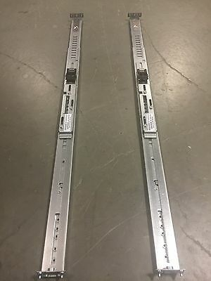 HP 310619-001 252231-001 252228-001 ProLiant DL360 G2 G3 Rack Mount Rails Kit