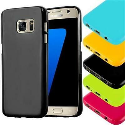 Coque Housse Silicone TPU Ultra Slim JELLY pour APPLE SAMSUNG Protection Case