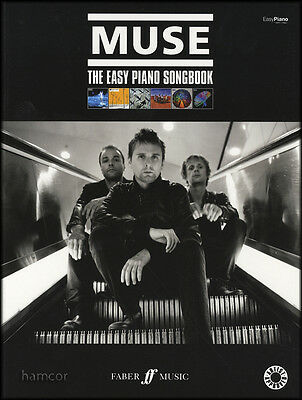 Muse The Easy Piano Songbook Sheet Music Book