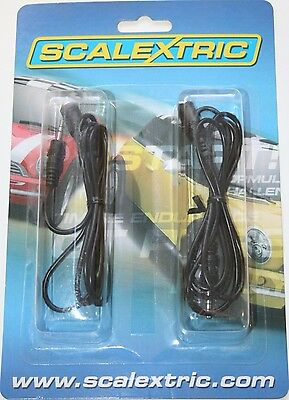 Scalextric C8247 Throttle Extension Cable - original official black NEW