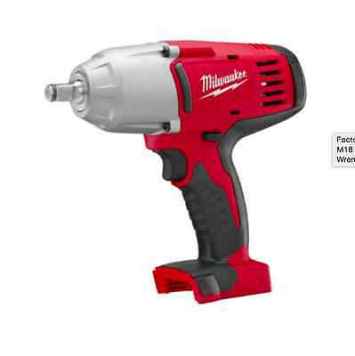 "MILWAUKEE 2663-80 M18 FUEL 18V Cordless Lithium-Ion 1/2"" IMPACT WRENCH (bare)"