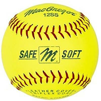 Macgregor MacGregor 11in. Safe-Soft Training Sftball Baseball-Softball Balls