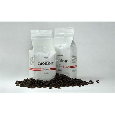 Mokk-a 6629 Cafe Suisse 12oz Whole Bean Pack of 2