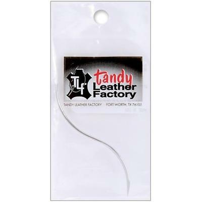 Tandy Leather Factory 1119300 S-Curved Sewing Needle