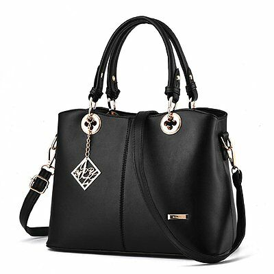NEW Women Leather Handbag Shoulder Bag Messenger Hobo Satchel Tote Crossbody Bag