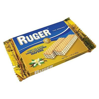 Ruger Wafer 8-56293-00301-9 Vanilla Australian Wafers, 12 pack