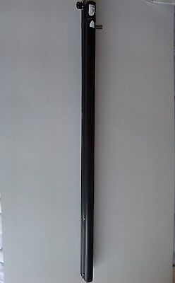 """Dometic A&E 9100 Power Patio Awning Canopy Right Arm 66"""" Standard Hardware Black"""