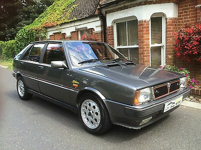 1988 Lancia Delta Hf Turbo Exclusive (Very Rare Vehicle)