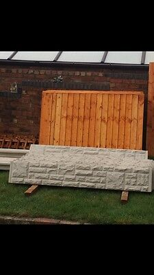 £16.00 6x6 Feather Edge Heavy Duty Fence Panels. Top Quality. SUMMER SPECIAL.