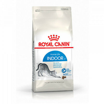 Croquettes pour chats Royal Canin Indoor 27 Sac 2 kg