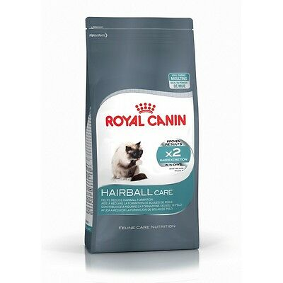 Croquettes pour chats Royal Canin Intense Hairball 34 Sac 4 kg