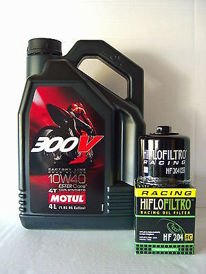 Motul 300V Race set - YAMAHA YZF-R1 RN19 RN22 from yr 2007
