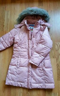 Girls Next long coat age 9-10. Hardly worn in VGC.