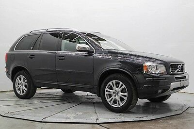 2014 Volvo XC90 3.2 AWD Premier Plus AWD 3rd Row Lthr Htd Seats Pwr Moonroof Bluetooth Must See Save