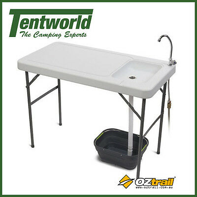 Companion Camping Table with Sink