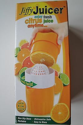 JIFFY JUICER as seen on TV