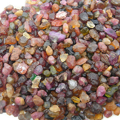 200.95 Ct. Natural Fancy Rough SAPPHIRE & RUBY Unheated