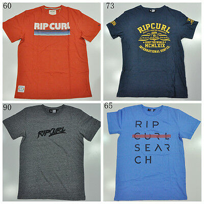 """Mens AND Boys  """" Rip Curl """"  T-Shirt Top Tee  ONLY SZ  14#  M"""